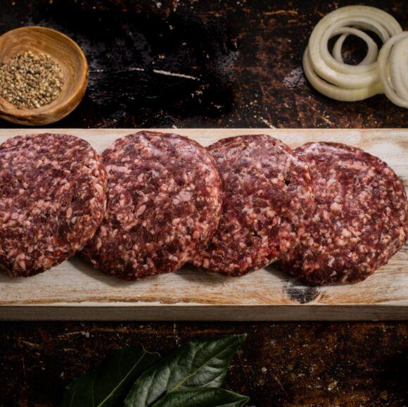 Lamb & Mint Burgers (500g)