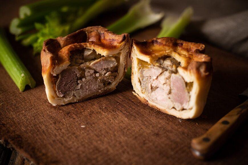 Gluten-Free Pork Pies